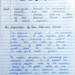 IGNOU IBO-04 HANDWRITTEN SCAN SOLVED ASSIGNMENT